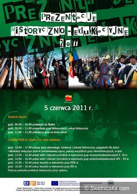 Świdnica: Wojowie i rycerze na wyciągnięcie ręki