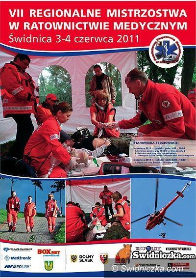 Świdnica: Ratownicy na start – dziś Świdnicę opanują karetki i ratownicy