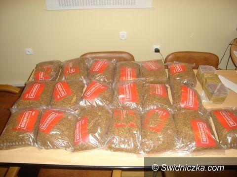 Świebodzice: Produkowali tytoń na strychu byłego przedszkola