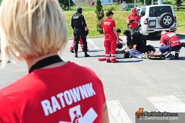 Świdnica: Świdniccy ratownicy wicemistrzami – znamy wyniki Regionalnych Mistrzostw w Ratownictwie Medycznym
