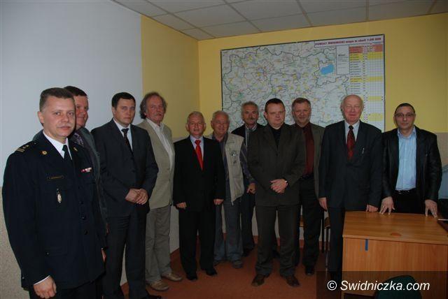 Powiat Świdnicki: W razie powodzi zgłaszają pełną gotowość
