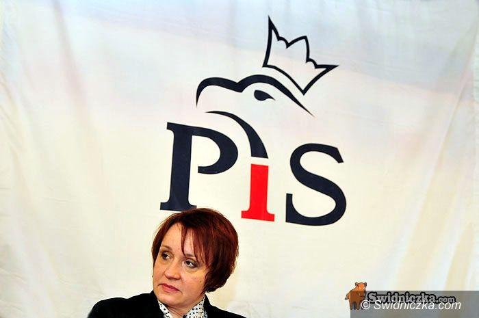 Świdnica: Chcą referendum w sprawie prywatyzacji służby zdrowia – Anna Zalewska zbiera podpisy