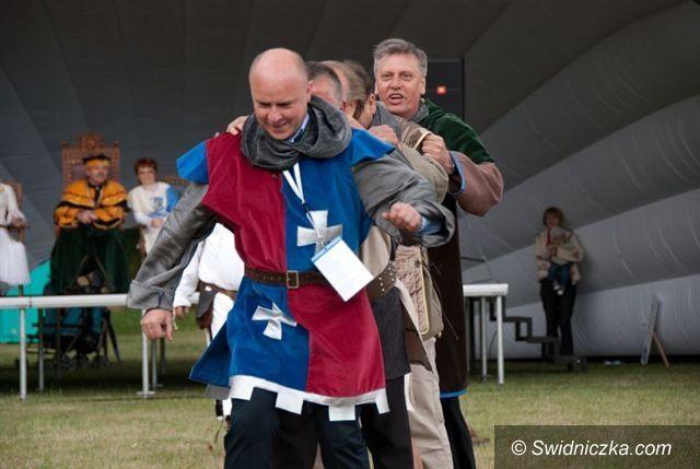 Jawor: Wojowie i rycerze w Jaworze, czyli tegoroczne zmagania w ramach III Turnieju Rajców