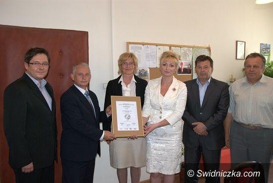 Świdnica: Powiat z certyfikatem ISO