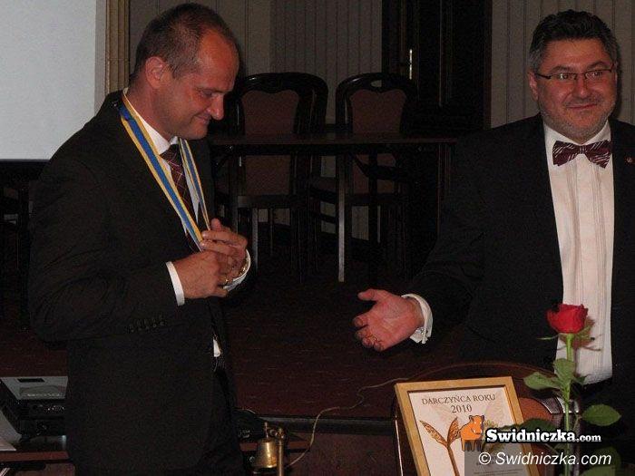 Świdnica/Wałbrzych: Na czele Rotary stanął nowy prezydent