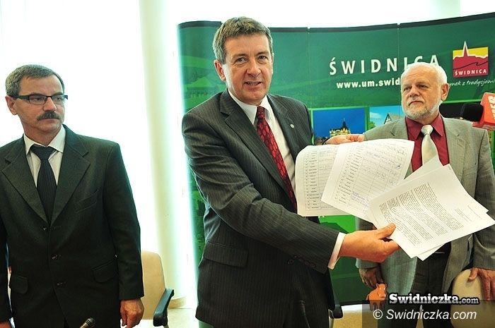 Świdnica: W obronie prezesa u Pawlaka