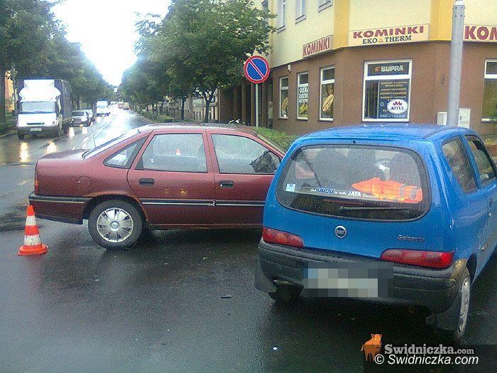 Świdnica: Wypadek na Wrocławskiej