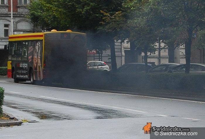 Świdnica: Okiem Swidniczki –  po Świdnicy dymiącym autobusem