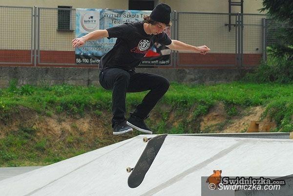 Świdnica: Weź udział w zajęciach na skateparku
