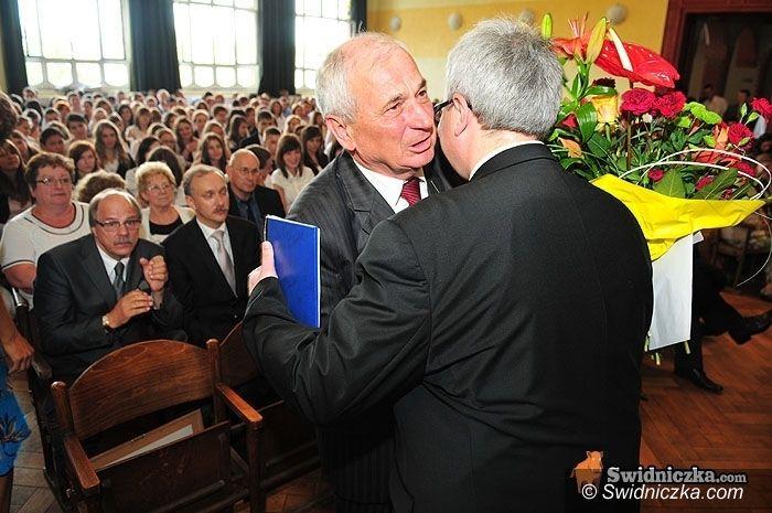 Świdnica: Jest nowy dyrektor II LO