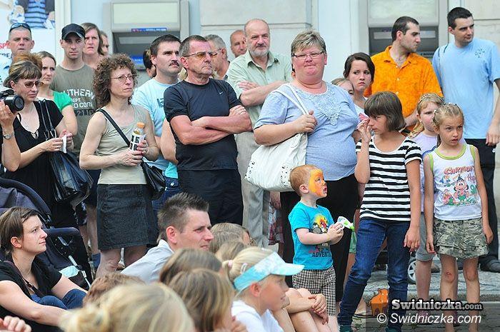 Świdnica: Festiwal  Teatru Otwartego za nami
