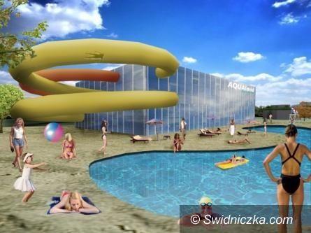 Świdnica: Są pieniądze na budowę świdnickiego aquaparku
