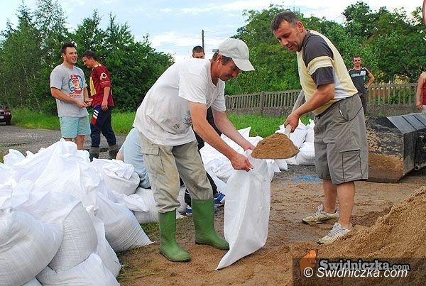Świdnica: Podtopienia i powodzie nam nie grożą