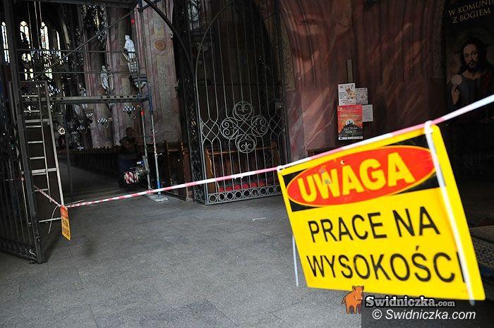 Świdnica: Katedra znów pominięta