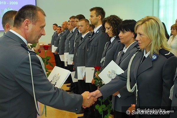 Świdnica: Dziś świętują policjanci