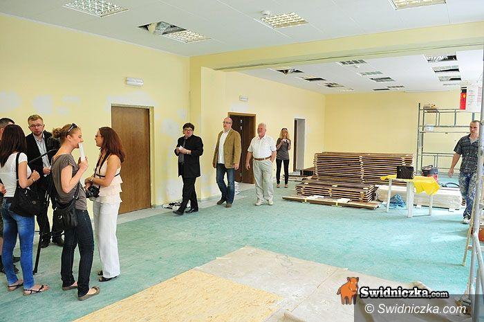 Świdnica: Inkubator dla organizacji na ukończeniu
