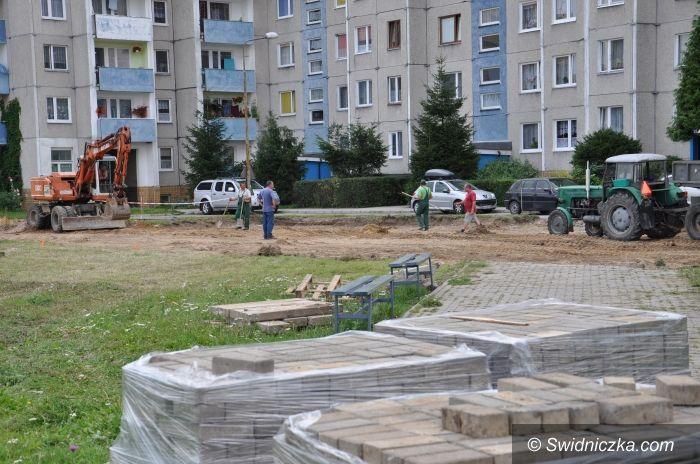 Świdnica: Na Zawiszowie będzie, gdzie parkować
