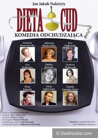 Świdnica: DIETA CUD – kolejny bestseller twórcy Andropauzy w Świdnicy