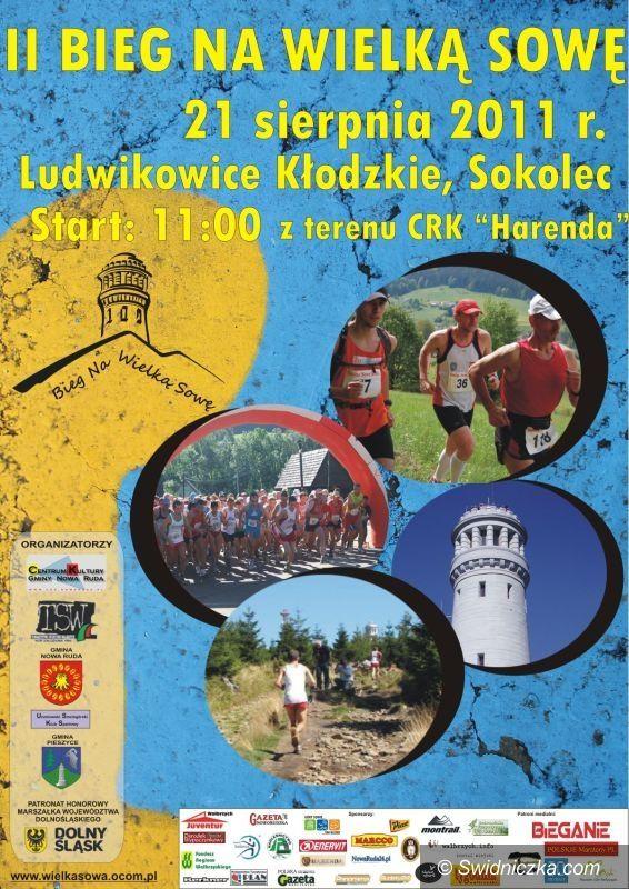 Ludwikowice Kłodzkie: II Bieg Na Wielką Sowę