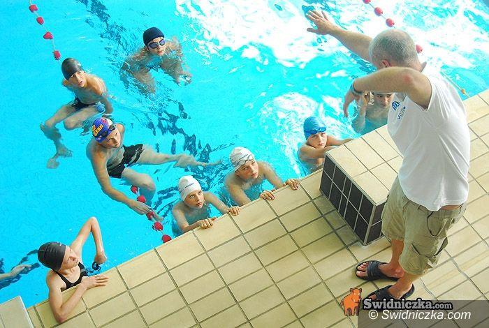 Świdnica: Pływacy Svidy po pierwszym treningu z olimpijczykiem