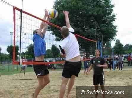 Świdnica: Znów zagrają w siatkówkę plażową