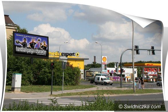 Świdnica: Wpływy z reklam wspomogą świdnicki klub