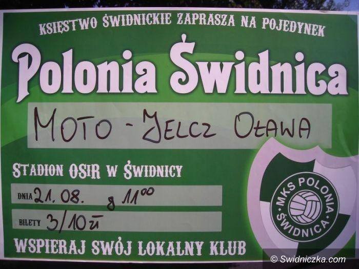 III-liga piłkarska: Polonia inauguruje sezon przed własną publicznością, na początek hit z MKS–em Oława!