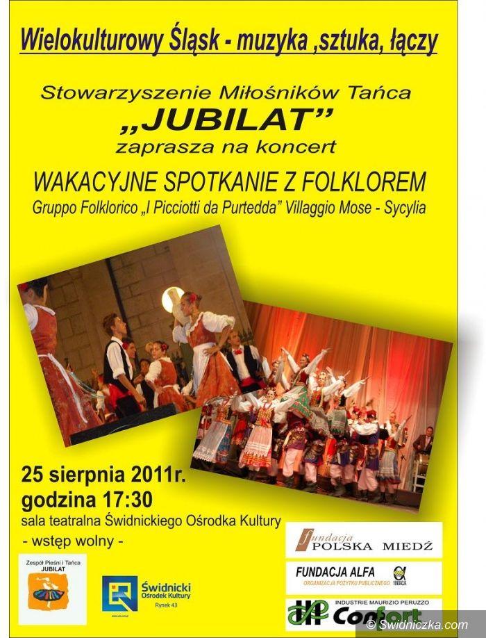 Świdnica: Polsko–włoska przyjaźń na scenie