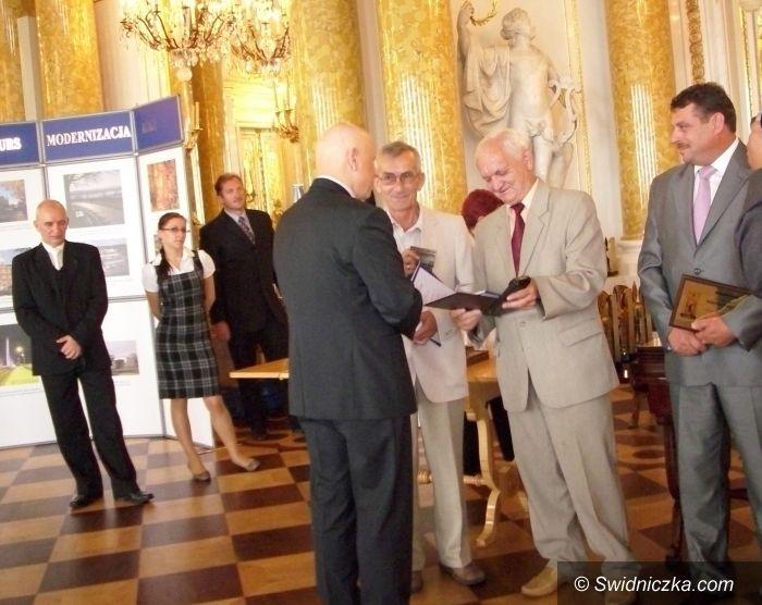 Świdnica: Przebudowa Łukowej nagrodzona przez ministra