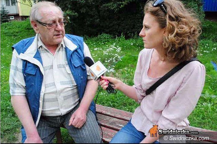 Świdnica: Spacerkiem po Świdnicy z Krzysztofem Duniewskim