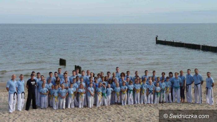 Ustronie Morskie: Szlifowali formę podczas obozu w Ustroniu Morskim