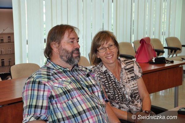 Świdnica: Z partnerską wizytą w Świdnicy