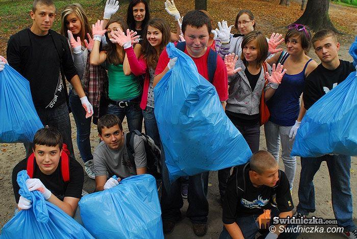 Świdnica: Jutro wielkie sprzątanie świata