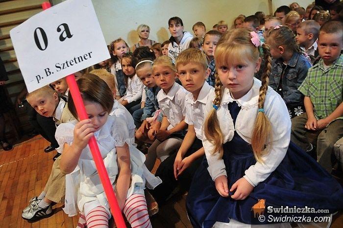 Świdnica: Mali świdniczanie dla kolegów na Litwie