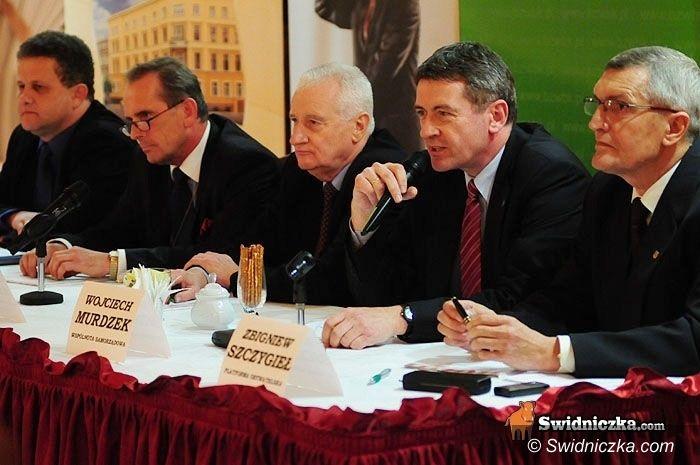 Świdnica: Dziś przedwyborcza debata