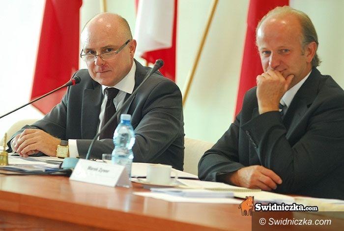 Świdnica: Drogowa sesja dziś w powiecie