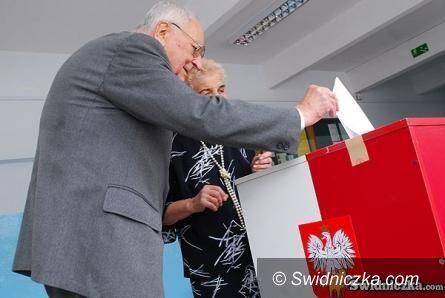 Świdnica: Za tydzień wybory