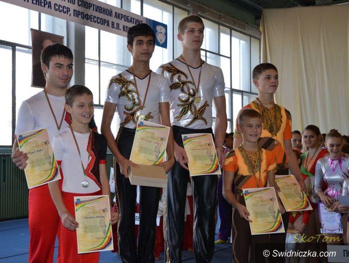 Białoruś: Kolejny olbrzymi sukces świdnickiej akrobatyki!