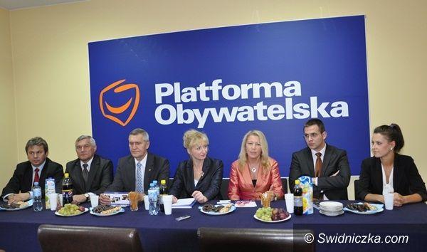 Świdnica: Platforma w jednym teamie