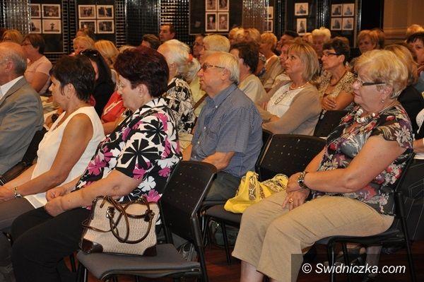 Świdnica: Seniorzy rozpoczęli nowy rok