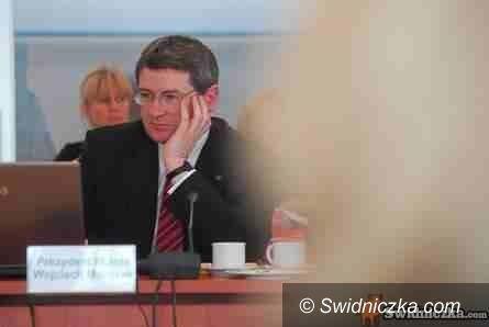 Wałbrzych: Prezydent Świdnicy wyróżniony