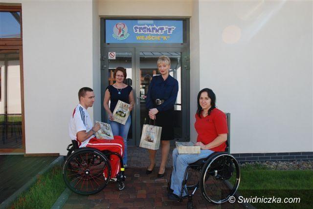Świdnica: Ruszyły szkolenia dla niepełnosprawnych