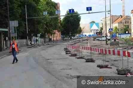 Świdnica: Część ul. Westerplatte będzie jednokierunkowa