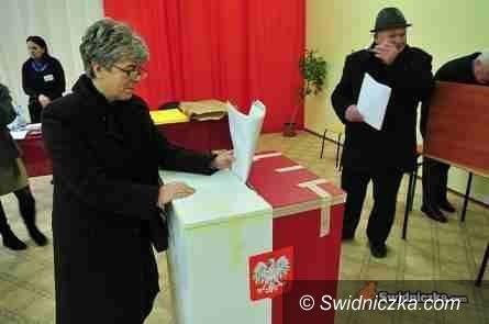 Polska: Słaba frekwencja przy urnach