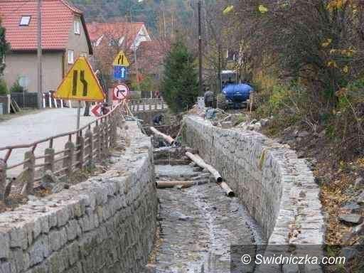 Gmina Świdnica: Dofinansowanie na budowę urządzeń melioracyjnych