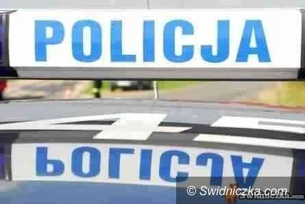 Świdnica: Łańcuszki z krzyżykami łupem kradzieży