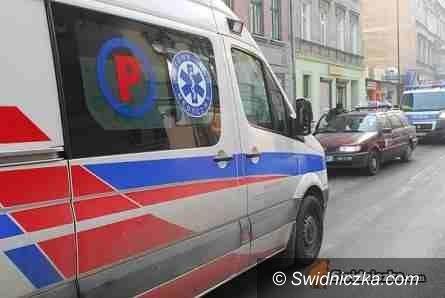 Świdnica: Zasłabł i zmarł podczas policyjnej interwencji