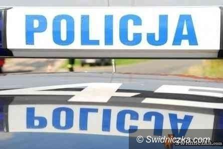 Świdnica: Wypadek w okolicy cmentarza