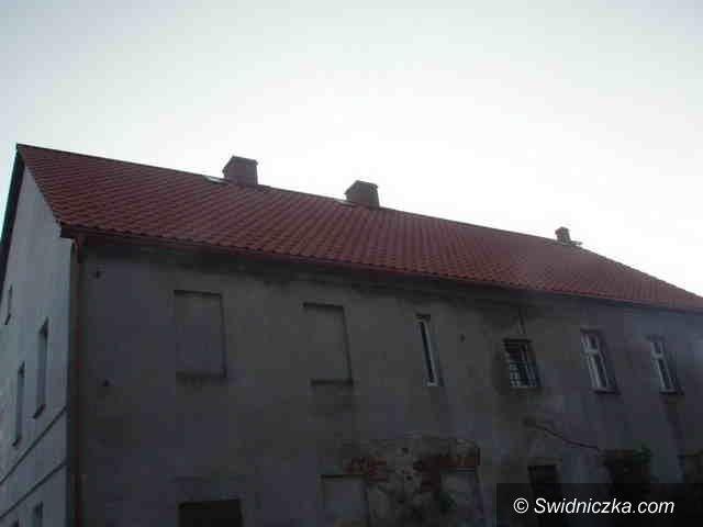 Czernica: Świetlica w Czernicy ma nowy dach
