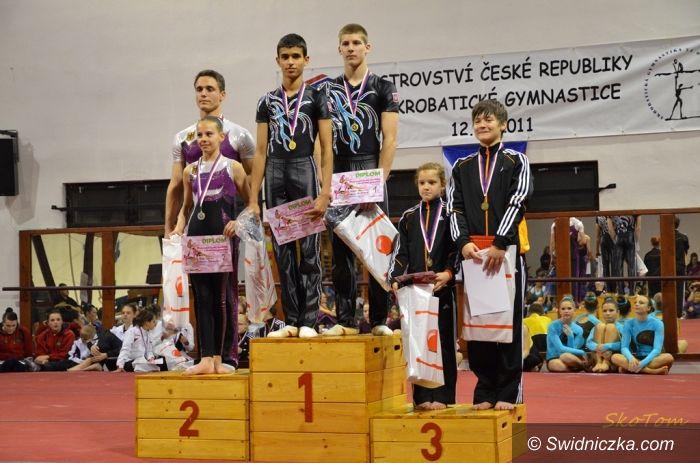 Praga: Tytuł mistrza Czech dla naszych akrobatów